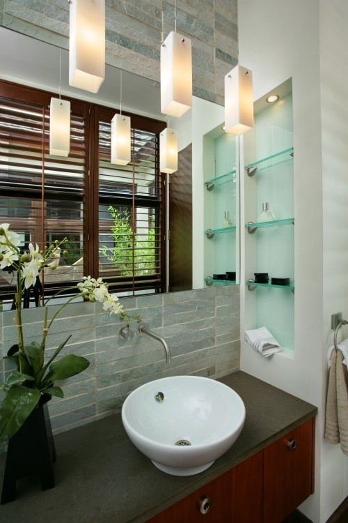 Contemporary Bathroom Pendant Lighting 130 best bathroom modern designs images on pinterest