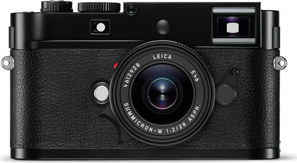 Leica M-D (Typ 262) is the Minimalist Leica Rangefinder Camera with