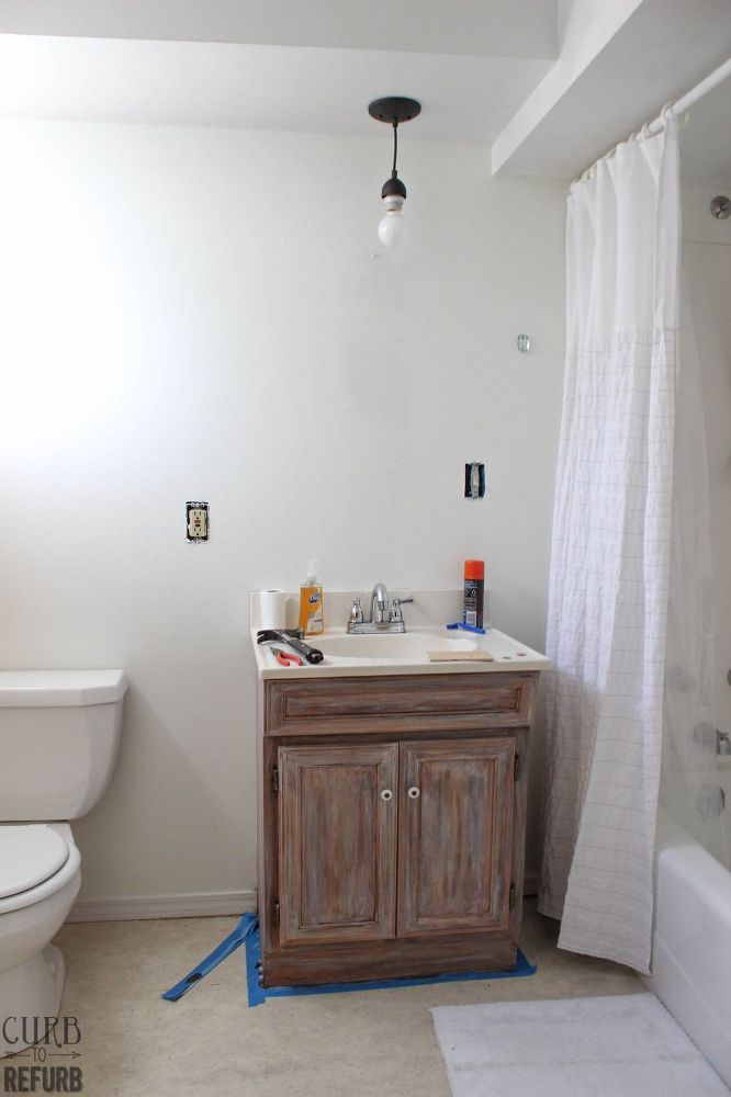 Best 25 Tiny Bathroom Makeovers Ideas On Pinterest  Small Delectable Bathroom Makeover Contest Design Decoration