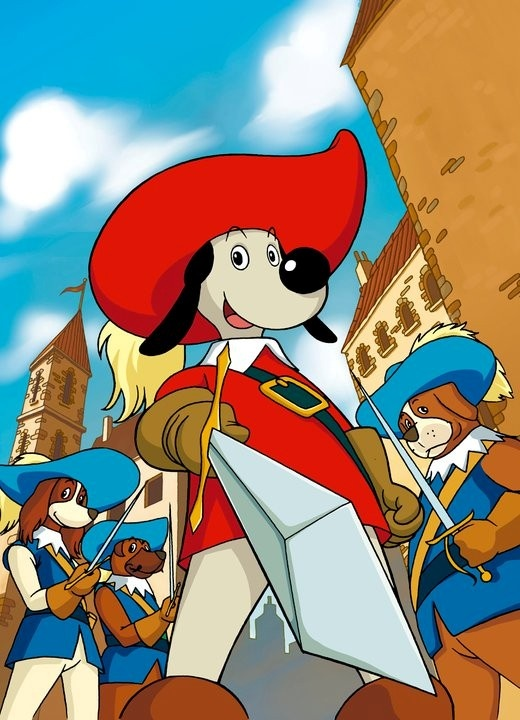 Dogtanian And The Three Muskehounds (made in 1981 but first shown in the UK in 1985).