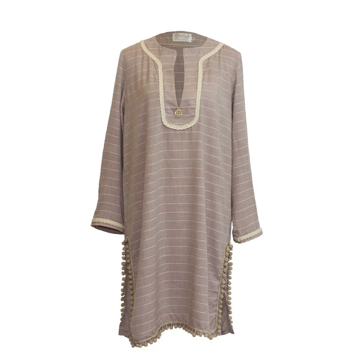 "Kaftan dress ""Delos"" $85€"