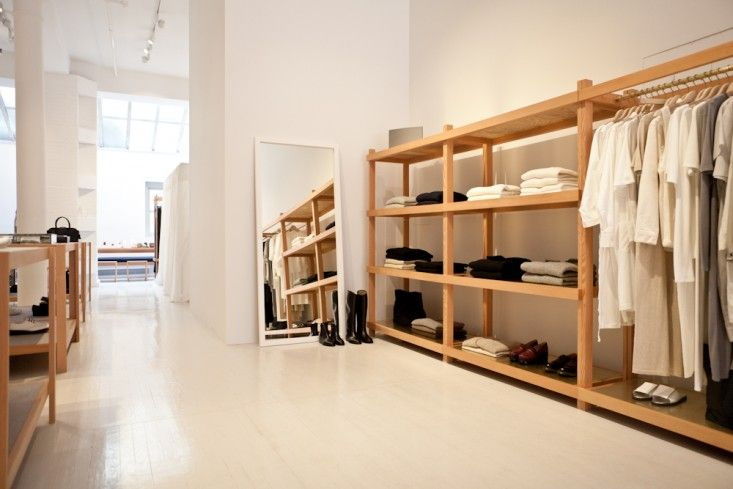Sensuous Simplicity for the Thinking Woman: La Garçonne in NYC