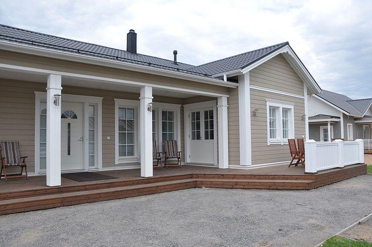 Kreivi-talo, Kokkola - New England
