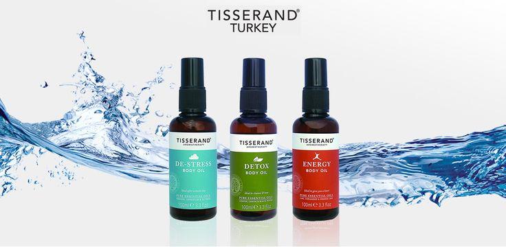 Tisserand Aromaterapi Vücut Yağları