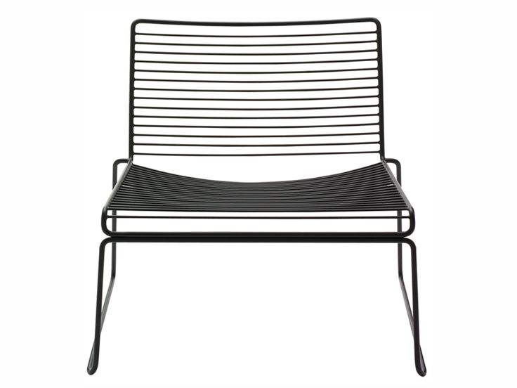 Hay Hee Lounge Chair for outside too