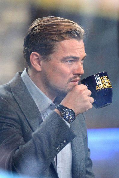 Coffee : Leonardo DiCaprio http://legjobbkave.hu/igy-kaveznak-a-sztarok/