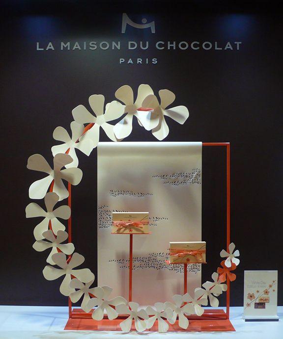 LA MAISON DU CHOCOLAT--LUXURY!