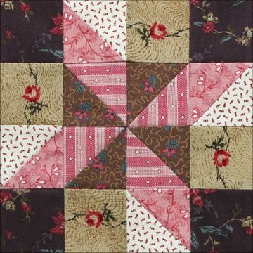 Civil War Quilts: 35 Star of the West Civil War blocks by Barbara ...