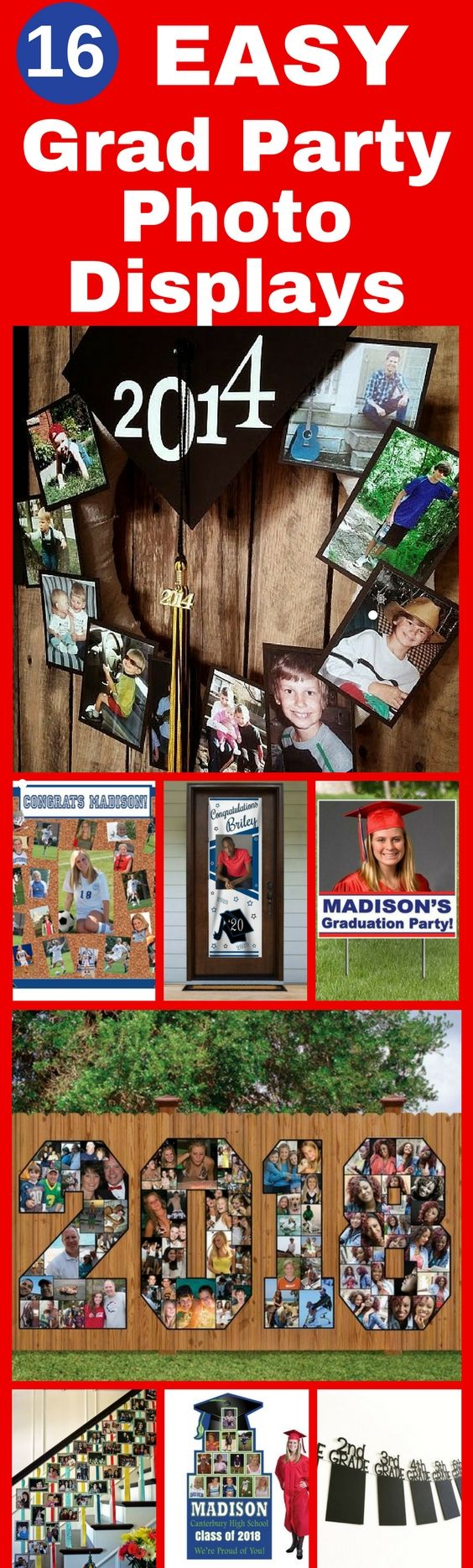 Simple Graduation Party Photo Ad Ideas That Impress Your Guests