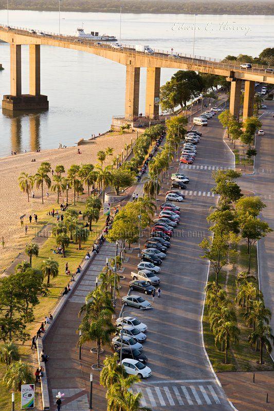 Costanera Sur...de  la ciudad de Corrientes
