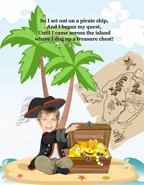 Take your chid on a reading adventure with our Dreamland personalized book. Your child will become a bunch of different characters and explore their imagination. From MyCustomKidsBooks.com