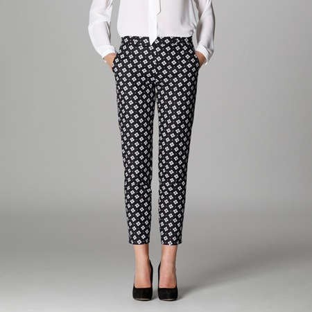 2. Ankelbyxan -  Sju stilsäkra vårtecken för henne #MQ