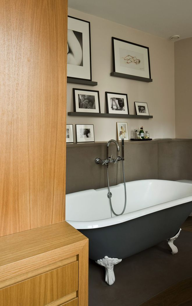 la salle de bains de sarah lavoine bathrooms pinterest sarah lavoine les salles de bain. Black Bedroom Furniture Sets. Home Design Ideas