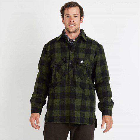 Swanndri Ranger XTREME Wool Shirt (Medium)