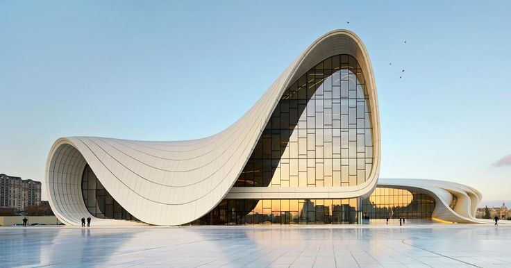 From the London Aquatics Centre to the BMW Central Building. See Zaha Hadid's Most Awe-Inspiring Buildings