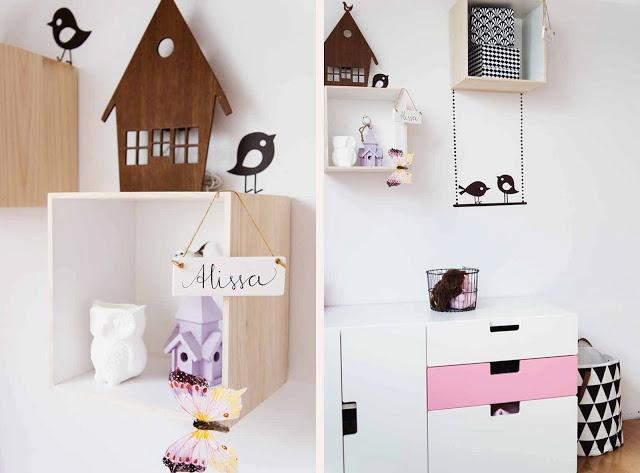 kinderzimmer : vogelhaus deko kinderzimmer vogelhaus deko, Schlafzimmer design