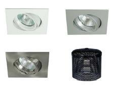 Top Right MR16 Tiltable Downlights @ Design Lighting