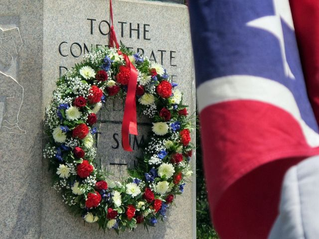 confederate memorial day quotes
