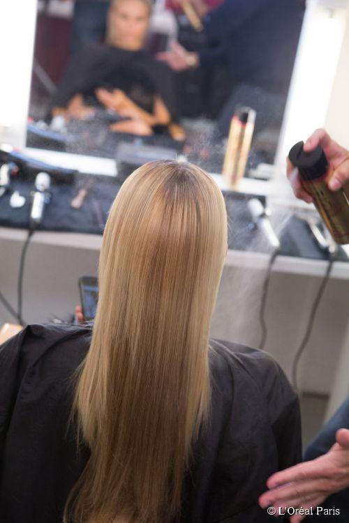 #actu #coiffure : avez-vous déjà essayé le lissage brésilien ?