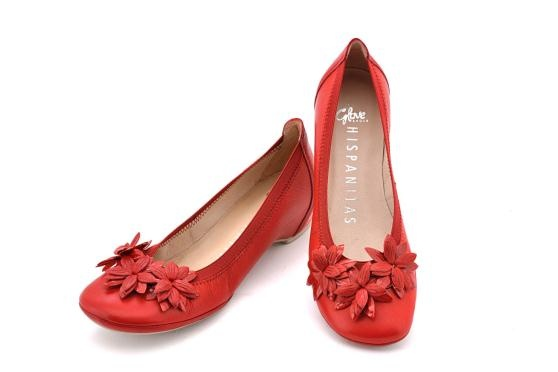 HISPANITAS HV37153 #shoes #moda #zapatos #hispanitas #fashion #red