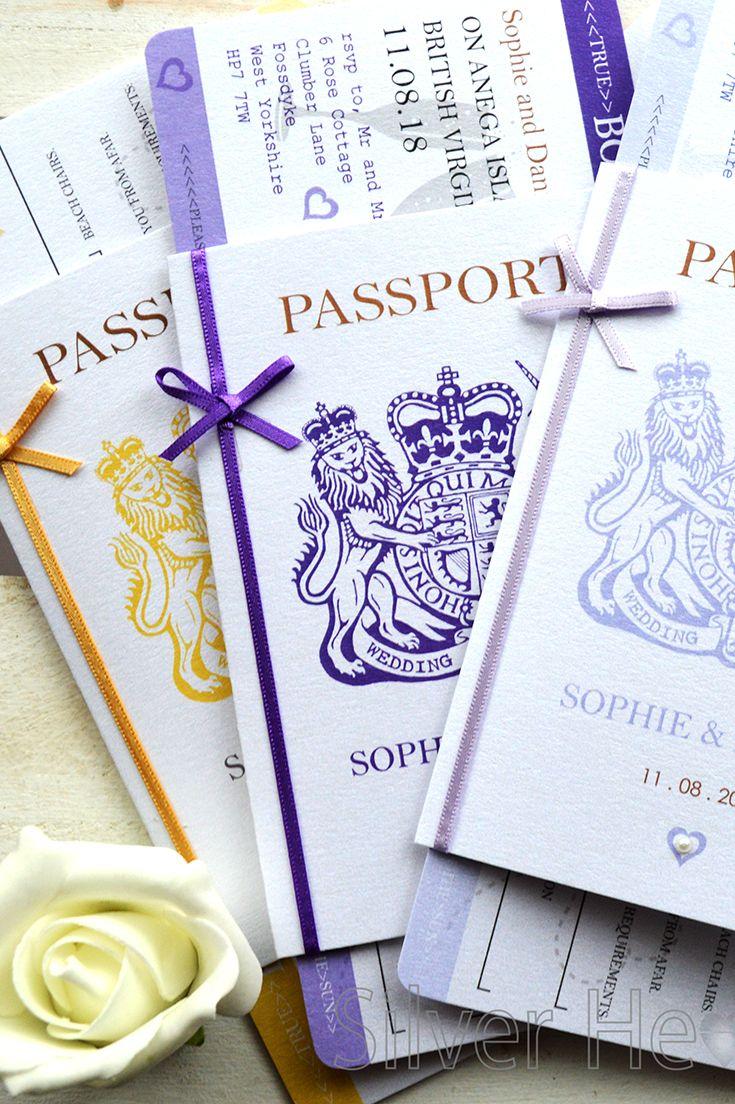 35+ Passport wedding invitations australia information