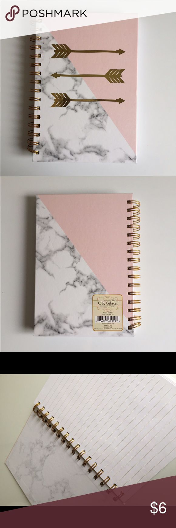 Marbled notebook Brand new cute notebook Accessories