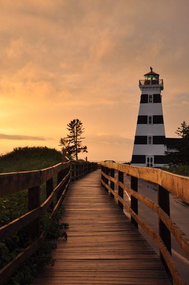 Sunrise, Isla del Príncipe Eduardo, Canadá