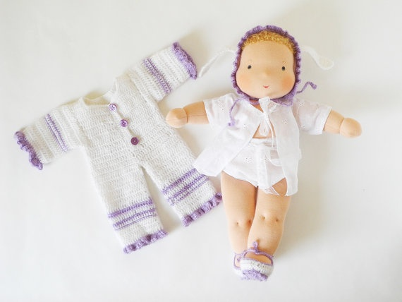 10 Best images about hand knitted dolls clothes on Pinterest Doll outfits, ...