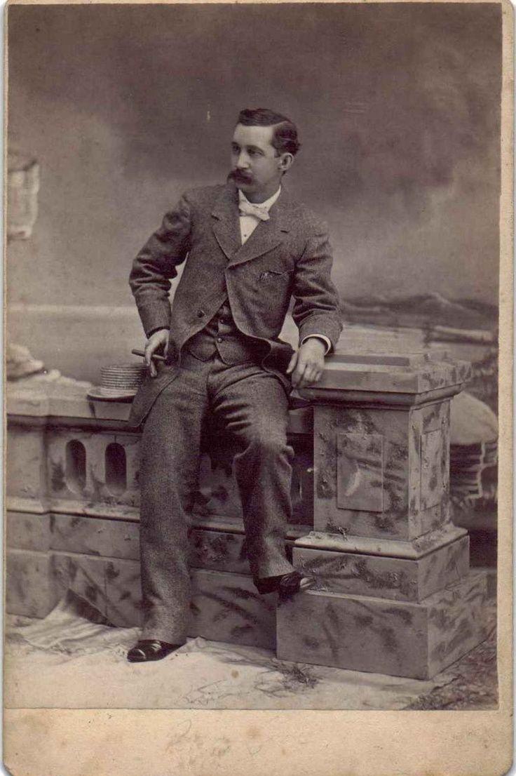 late victorian fashion men - photo #25