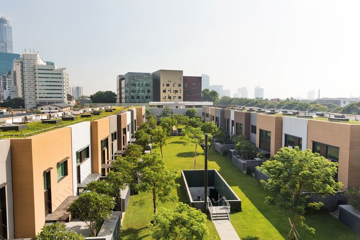 Gallery of New Australian Embassy Jakarta / Denton Corker Marshall - 6