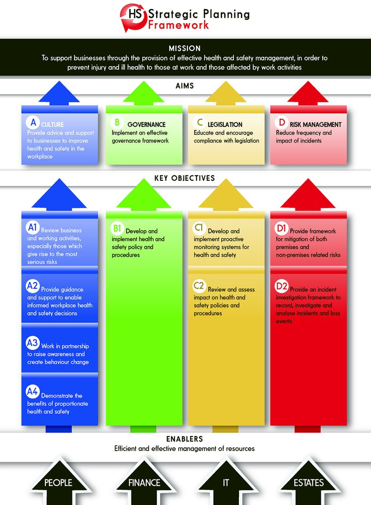 HS STRATEGIC PLANNING FRAMEWORK Designed by HS Evolution Ltd - health and safety policy