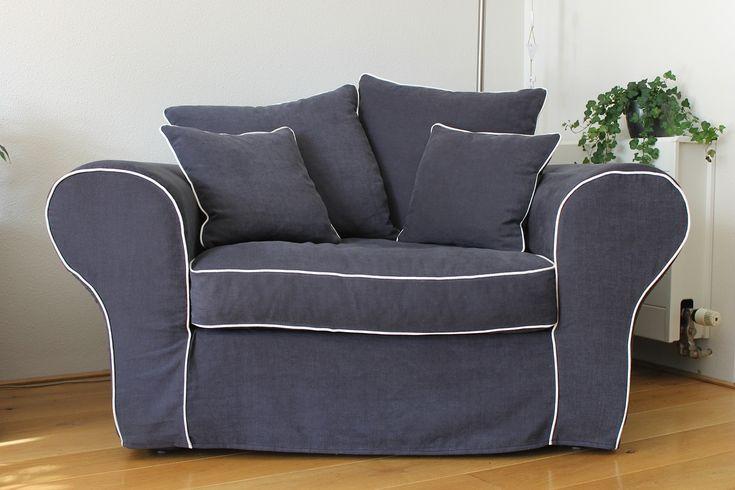 Bent u opzoek naar een fauteuil of wilt u liever een loveseat? Ook dat kan! Dan maken wij uw fauteuil in een 1,5-zits. Heerlijk om met zijn tweetjes in weg te zakken!