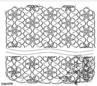 Вязание крючком и спицами/Crochet and knitting: Безотрывное вязание
