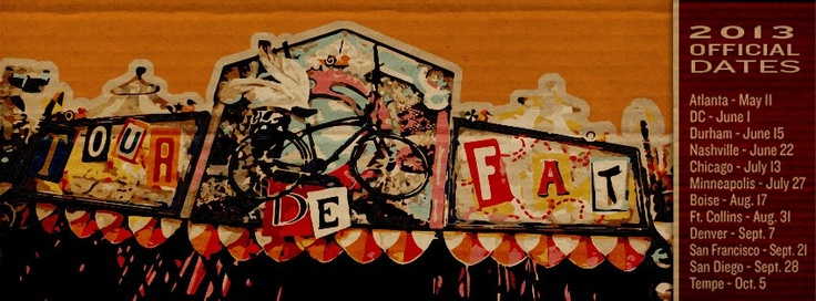 Tour de Fat coming to Candler Park May 11! Futurebirds and Beats Antique, y'all :)