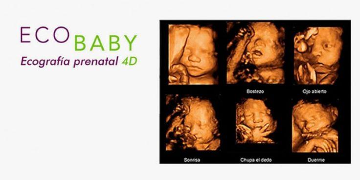 #OFERTA. Ecografía 4D de tu bebé en tiempo real con vídeo y CD con imágenes por sólo 55€