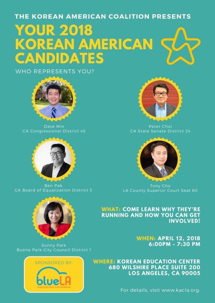 ward 2 meet your candidates la