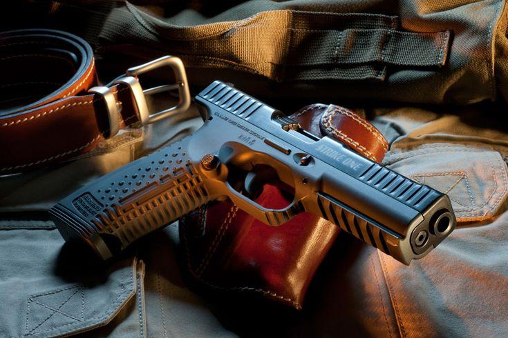 Arsenal firearms strike one 9mm pistol