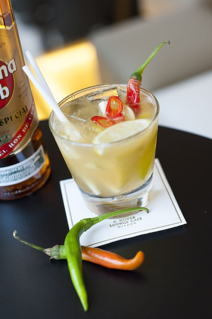 Our Spicy Cocktail...