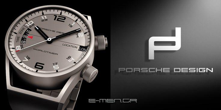 Porsche Design Worldtimer. Η επιστροφή ενός θρύλου… Μόνο για το E-MEN.GR: http://www.e-men.gr/Porsche_Design-C_75 …