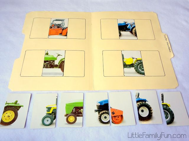Little Family Fun: Learning Activities