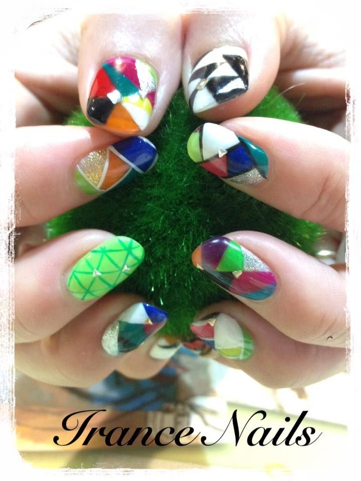 Mejores 65 imágenes de Cool Nail Art en Pinterest | Manicura genial ...