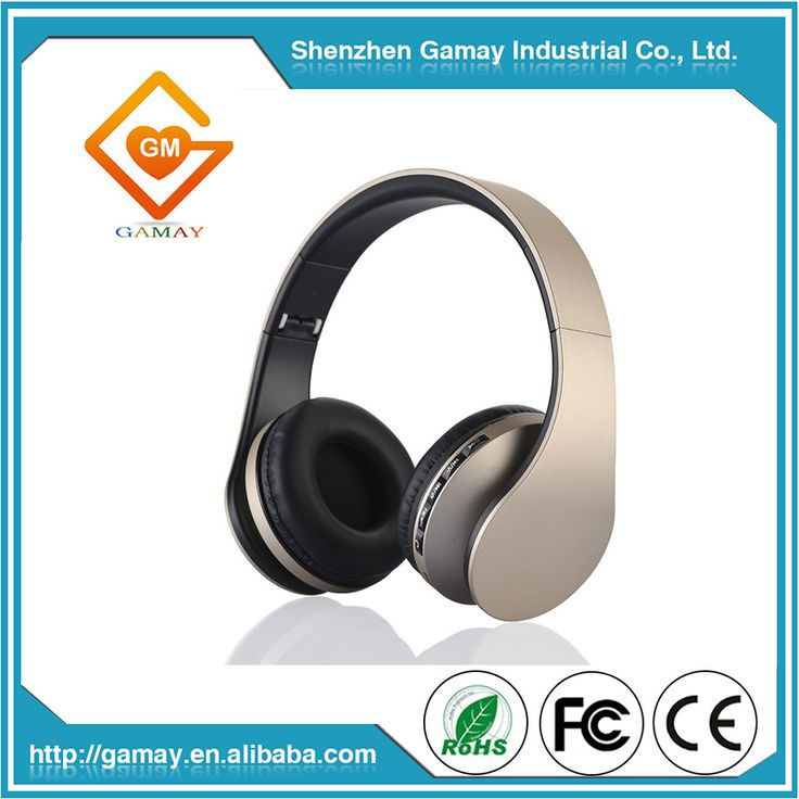 Factory Price Foldable Wireless Headphones Bluetooth Headset for Mobile Phone