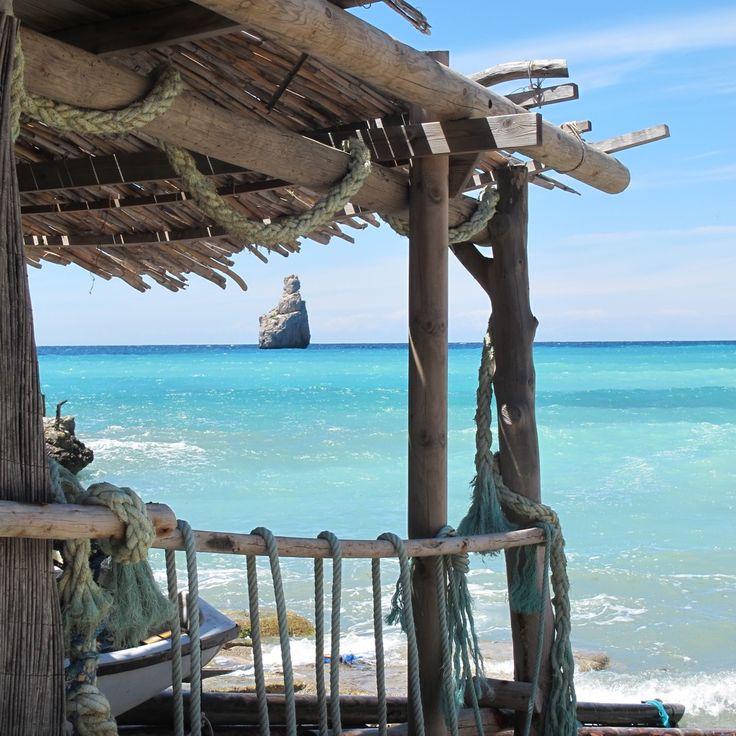 Cala Benirras, Ibiza -winter-spring time. photo by Gianluca Bedin www.ibizadiscover.com