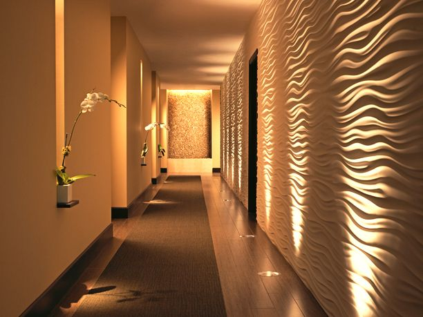 Best 25 spa design ideas on pinterest spa interior design spa interior and interior lighting - Sallon design ...