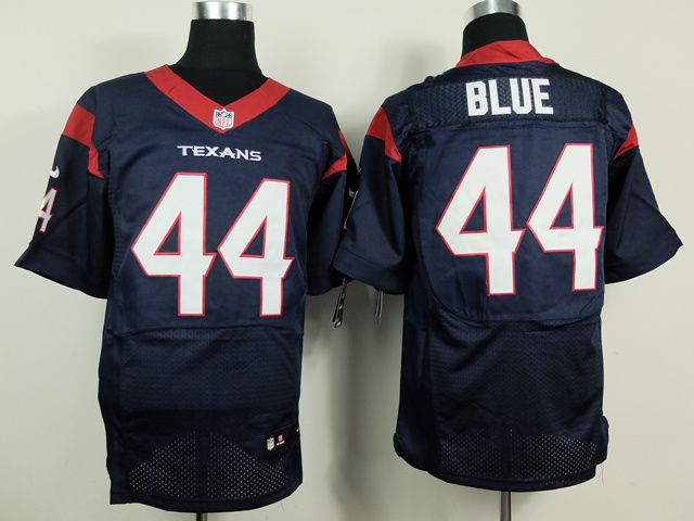 Houston Texans #44 Alfred Blue Blue