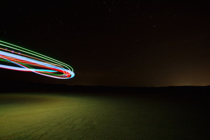 Tobias Hutzler for Drone Racing League #drone #droneracing #lightpainting #photography