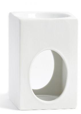 Elume Rectangle White Melt Warmer