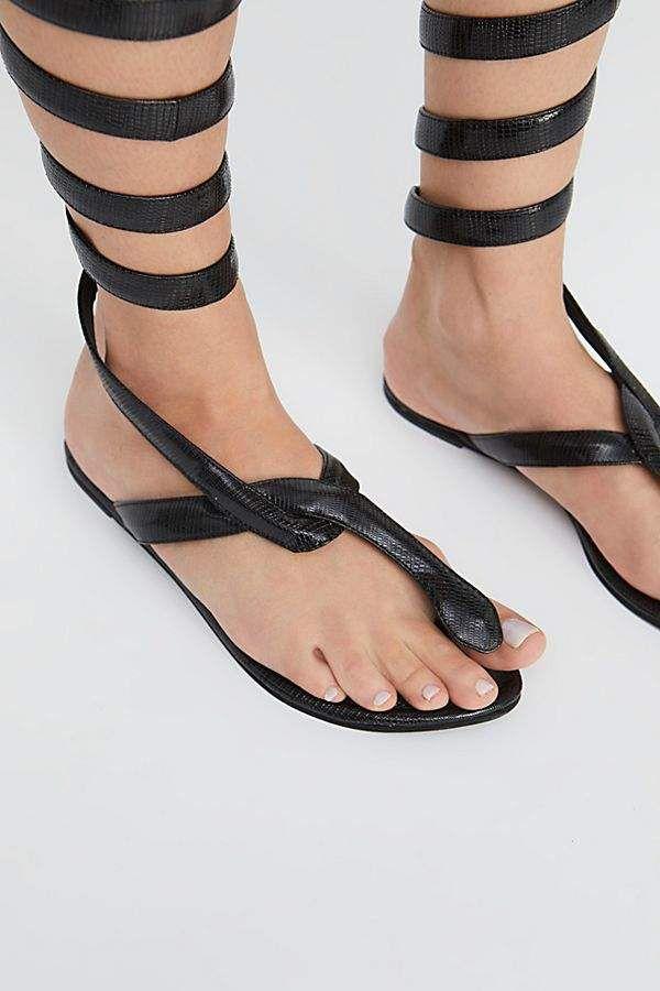 08064b18548b Jeffrey Campbell Boa Gladiator Sandal
