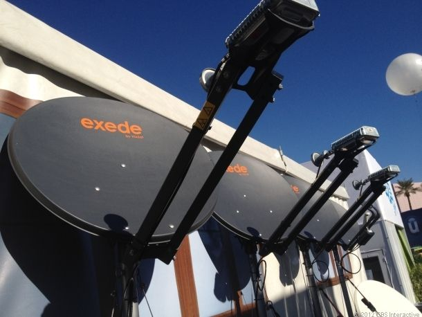 Satellite Internet broadband, esp. for rural areas -- looks like something alot of people would benefit from -