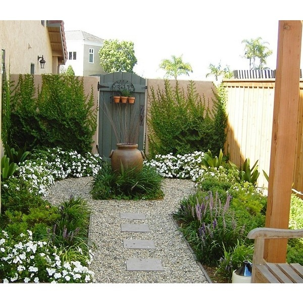 Refresh your spirits amid the beauty of a walled garden or an interior... ❤ liked on Polyvore